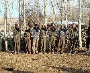 Teslim olan teröristler yine aynı adresi işaret etti: HDP binasından alındık