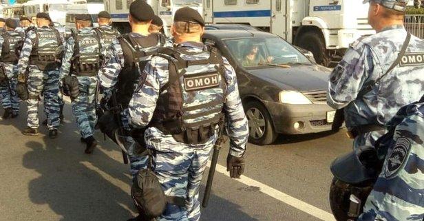 Rusya'da canlı bomba alarmı!