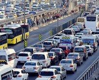 İstanbullular dikkat! Bu yollar trafiğe kapalı...