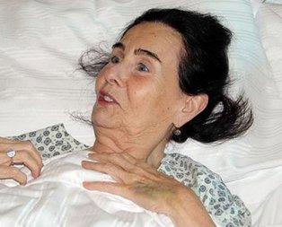 Fatma Girik'ten üzen haber!