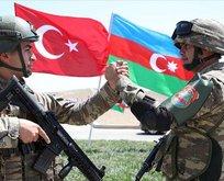 Azerbaycan'a bir destek daha
