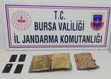 Bursa'da İncil operasyonu: Papirüs üzerine Süryanice el yazısı ile yazılmış 1000 yıllık İncil ele geçirildi
