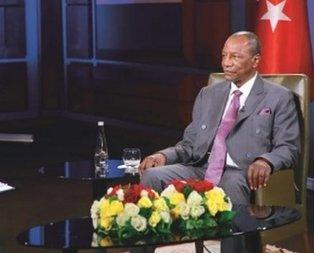 Conde: Erdoğan'ın liderliğinde birleşmeliyiz