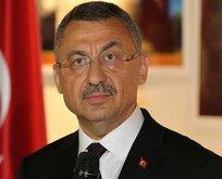 Cumhurbaşkanı Yardımcısı Fuat Oktay'dan sert mesaj