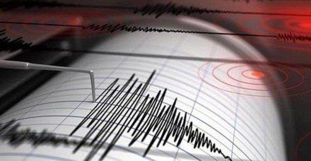 O ülkede 6,4 büyüklüğünde deprem