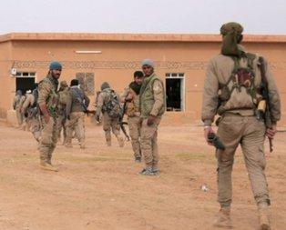 Afrinde YPG-DEAŞ TSKya karşı birleşti!