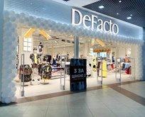 Defacto'dan 2 ülkede mağaza