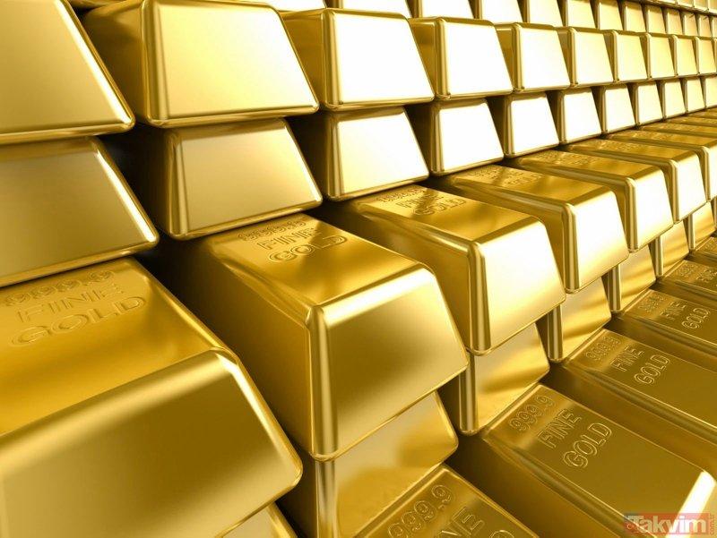 Dünya Altın Konseyi açıkladı: Türkiye altın rezervlerini artırmada dünya birincisi
