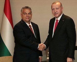 Erdoğan'dan Azerbaycan'da kabul