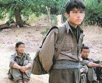 PKK çocukları hedef alıyor!
