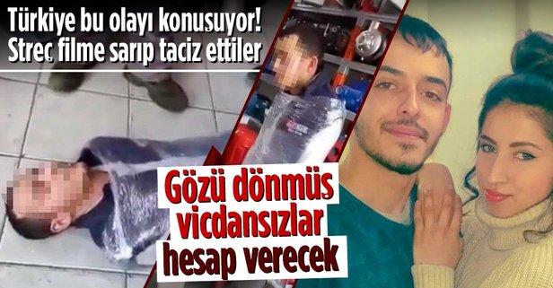 Türkiye'nin gündemine oturan olayda flaş gelişme