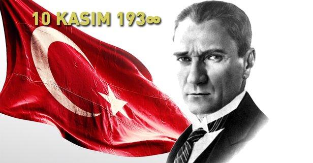 10 Kasım Mesajları Ve Sözleri 2018 Atatürkü Anma Gününe özel