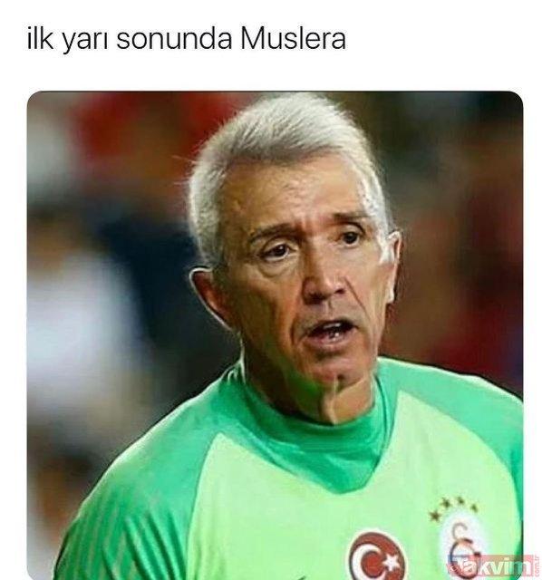 Galatasaray yine 6-0 yenildi sosyal medyada capsler patladı