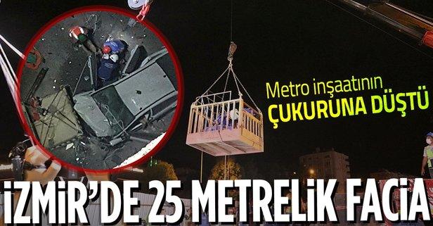 İzmir'de gece yarısı facia!