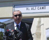 Başkan Erdoğan'dan Libya açıklaması