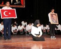 Batman'da Atatürk için Kürtçe ağıt