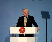 Başkan Erdoğan: En hızlı büyüyen ekonomilerden biri olduk
