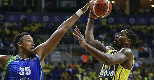 Fenerbahçe Doğuş üst üste 3. kez şampiyon