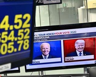 ABD seçimlerinde son durum! Hangi eyalette kim önde? İşte Trump ve Biden'ın kazandığı eyaletler…