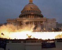 ABD'de Kongre baskınına federal soruşturma