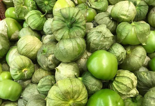 Yeşil Domates Tomatillonun Faydaları Galeri Takvim