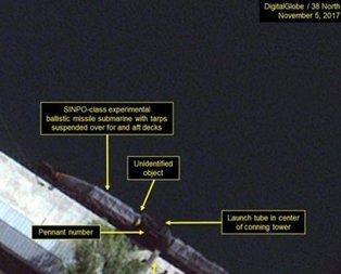 Kuzey Korenin yeni silahı