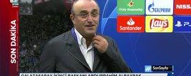 Abdurrahim Albayrak'tan Galatasaray'a transfer müjdesi