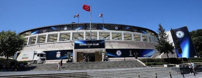 UEFA Süper Kupa finali nedeniyle İstanbul'da bu yollar trafiğe kapatılacak