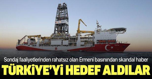 Ermeni basınından skandal Türkiye haberi