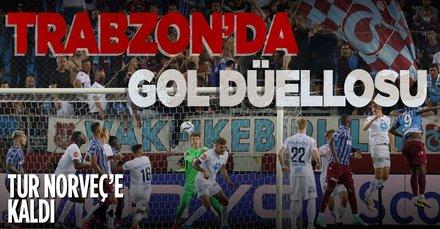 Trabzon'da kazanan yok!