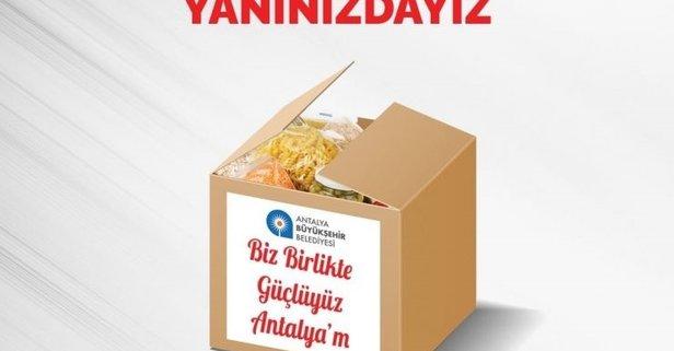 Ramazan paketi başvurusu nasıl yapılır? Antalya Ramazan paketi başvurusu kimler yapabilir?