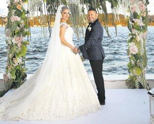 Roma'da nikah boğaz'da düğün