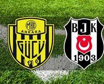 Ankaragücü - Beşiktaş maçı ne zaman?