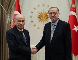 Son dakika! EYT konusunda yeni gelişme! Erdoğan-Bahçeli görüşmesinde EYT detayı