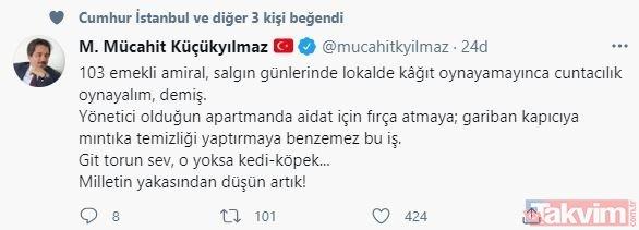 103 emekli amiralin gece yarısı darbe tehditli bildirisi Türkiye'yi ayağa kaldırdı! Bize o fırsatı verirler mi?