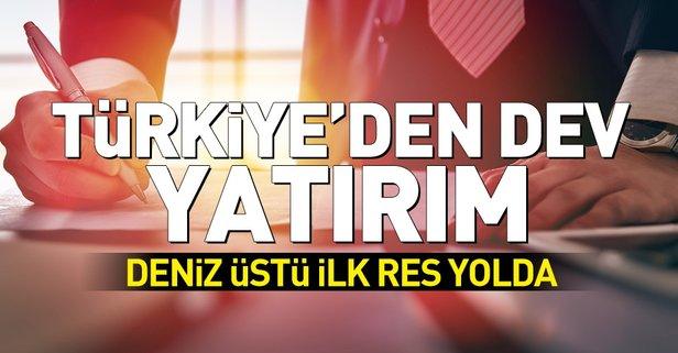 Türkiyenin ilk RESi için düğmeye basıldı