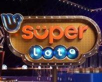 8 Eylül Süper Loto çekiliş sonuçları duyuruldu!