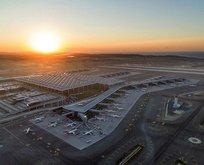 İstanbul Havalimanı'nda 3'üncü pist için tarih verildi