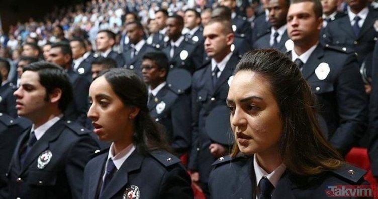 EGM 10 bin polis alımı başvuru şartları nedir? 2019 25.dönem POMEM polis alımları son dakika gelişmeleri neler?