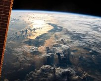 NASA yayınladı! İşte Türkiye'nin uzaydan görüntüsü