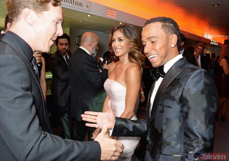 Nicole Scherzinger ile Lewis Hamilton'ın uygunsuz görüntüleri hacker tarafından internete sızdı!