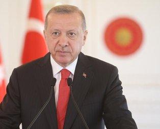Başkan Recep Tayyip Erdoğan'dan, Sakarya Zaferi mesajı: Boş hevesler peşinde koşanların akıbetlerinin...
