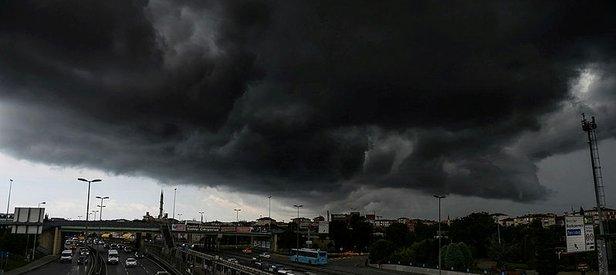 Meteoroloji'den 12 il için son dakika yağış uyarısı! İstanbul'da bugün hava nasıl? 12 Eylül 2019 hava durumu