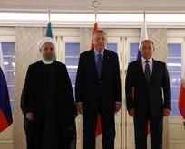 Ankara'da kritik zirve! Liderlerden ortak açıklama