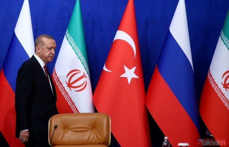 Türkiye'nin çağrısı Avrupa basınında!