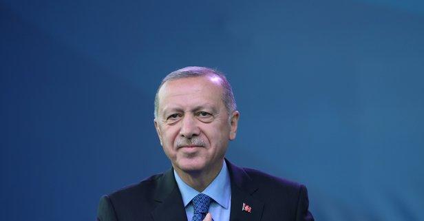 Başkan Erdoğan'dan Ardahanlılara bayram mesajı