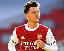 Arsenal'den Özil istek