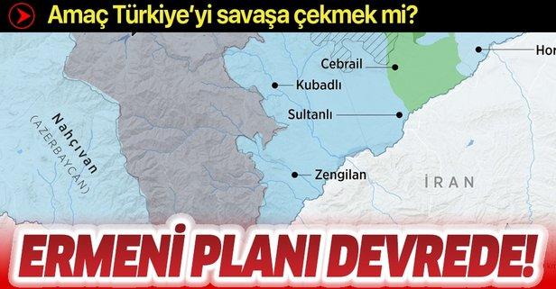 Amaç Türkiye'yi savaşa çekmek