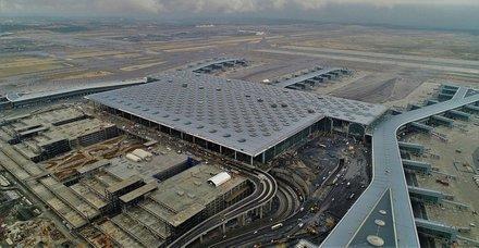 İstanbul Yeni Havalimanı taşımacılık ihalesi iptal edildi