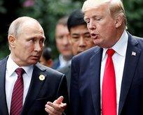 Rusya'dan Trump'ın çağrısına sert cevap!